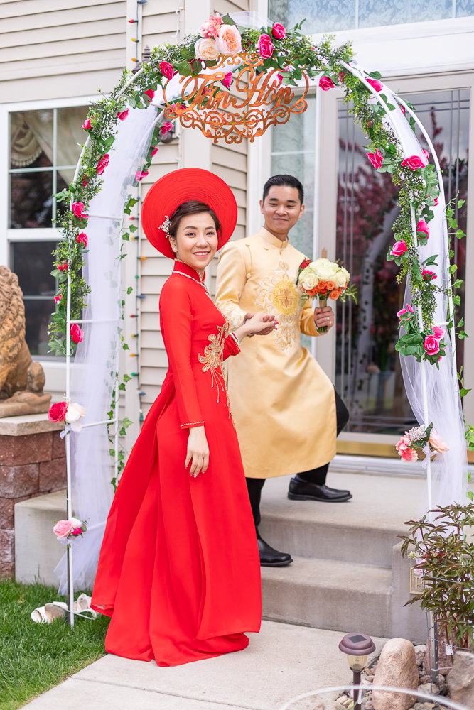 Truc & Thang Traditional Vietnamese Wedding